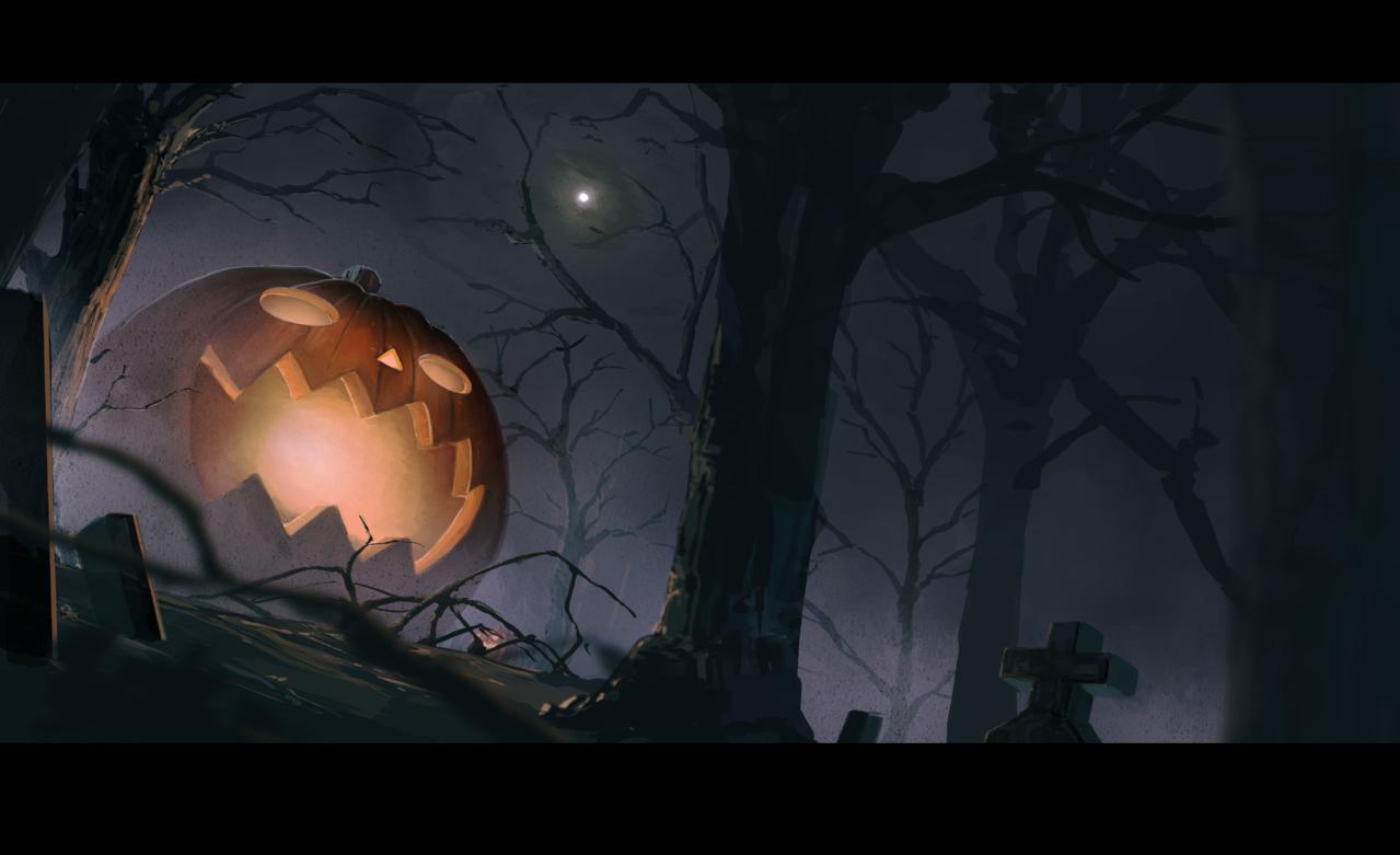 Halloween.........
