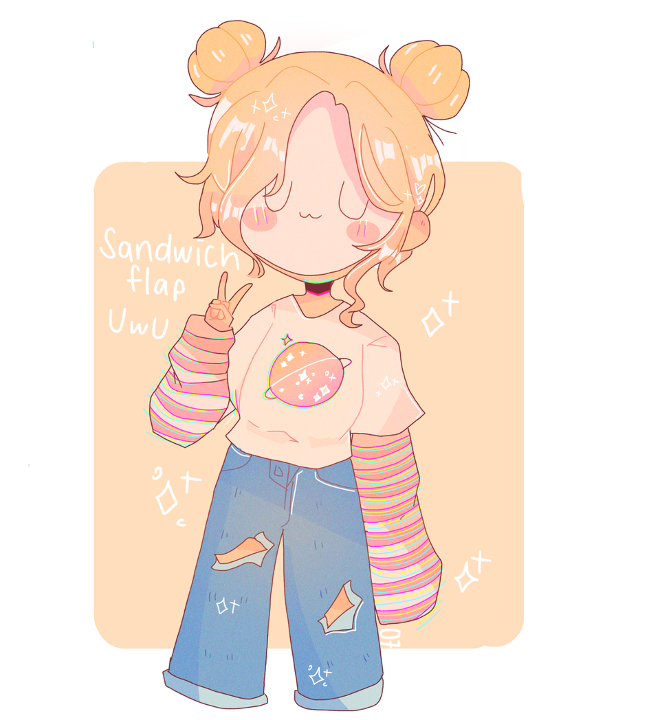 request from moth clouds! Illust of pErSon medibangpaint you girl doing Roblox i Are still Lol