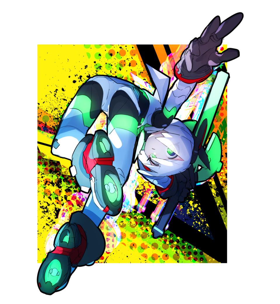△ Illust of チェリ藻 oc iPad_raffle