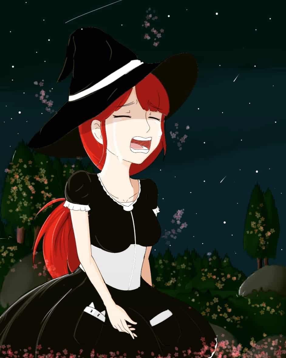 Lluvia Illust of Redenn kyoto-illust2019 Medi witch メディバン
