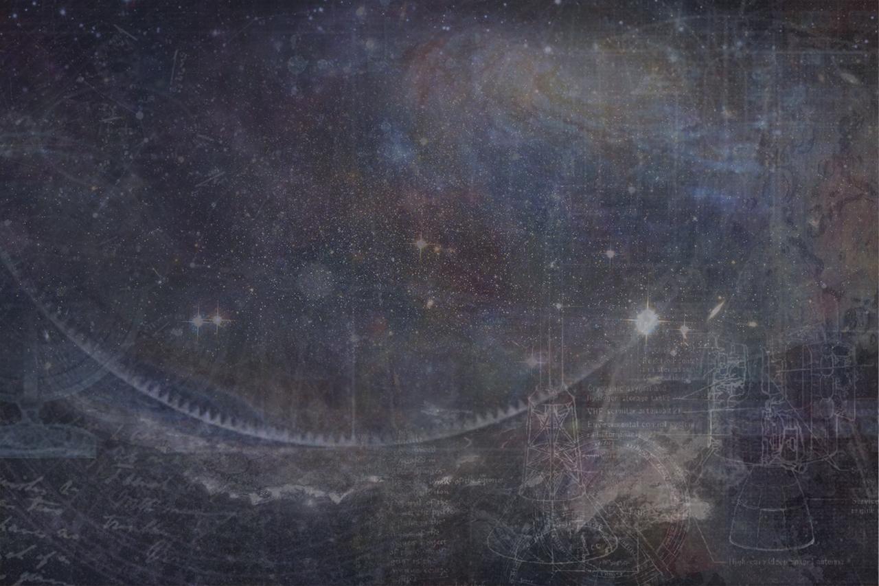 Astronomy Wallpaper Illust of GinaB Astronomy galaxy wallpaper