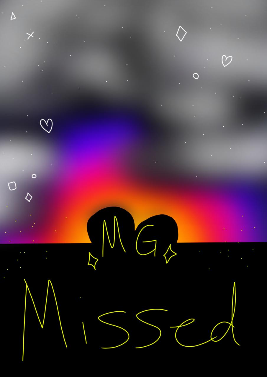 MG is leaving 😭😭 Illust of Vanillachan901 medibangpaint MG lovehurts leaving sad vanillasquad