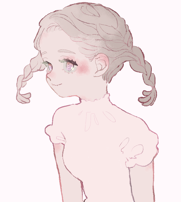 Illust of またたび girl