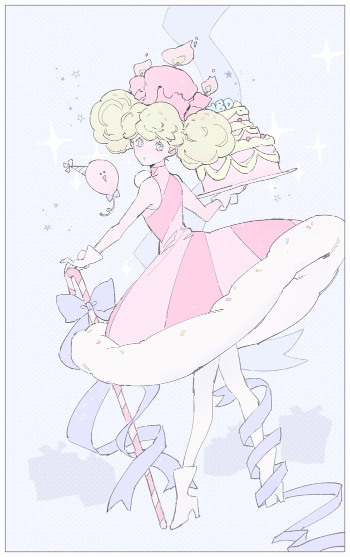 birthday cake cookie Illust of s birthdaycake_cookie girl Cookie_Run