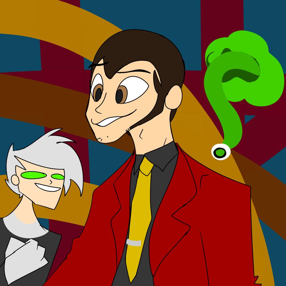 random character doodles Illust of AwesomeSause (Sause) (cool guy) medibangpaint