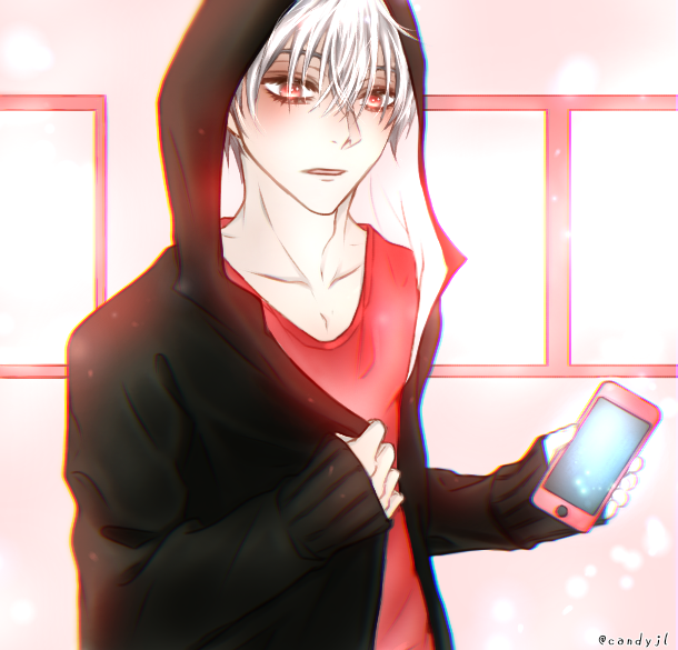Red fantasy ❤ Illust of Candyjl fantasy illustration iPad_raffle summer oc boy anime red love medibangpaint