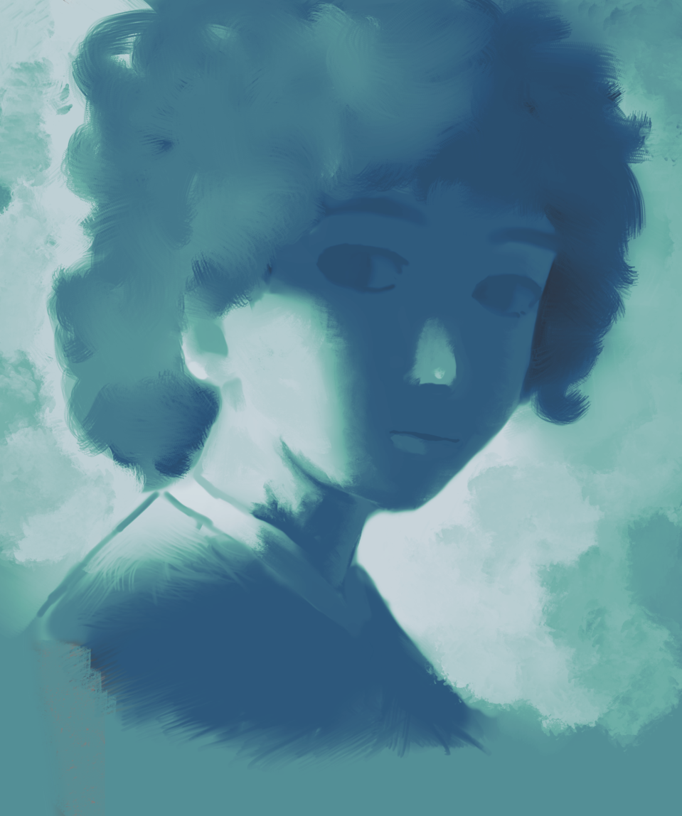 乱れ髪の自画像 Illust of w MasterpieceFanart レンブラント
