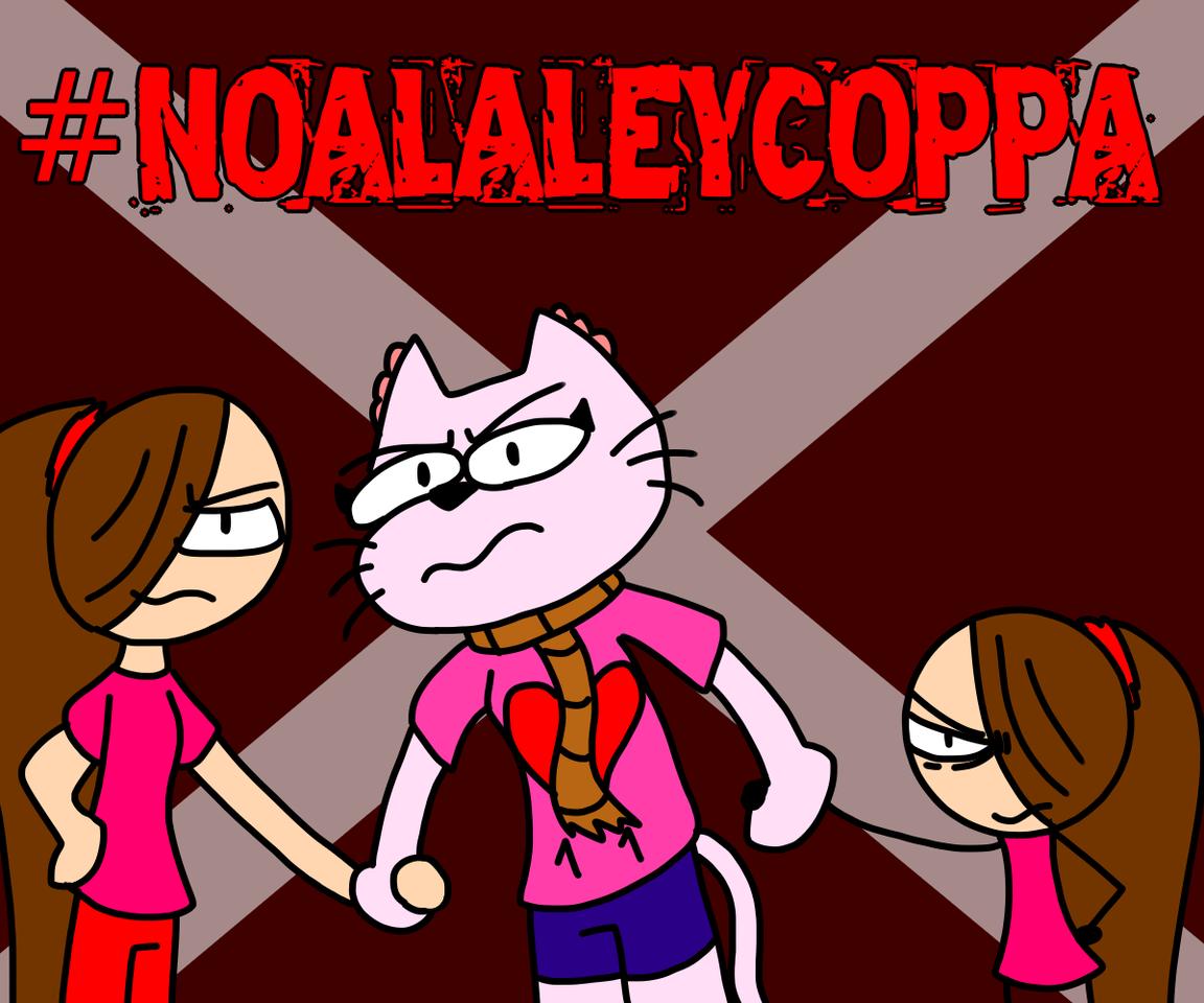¡NO A LA LEY COPPA!