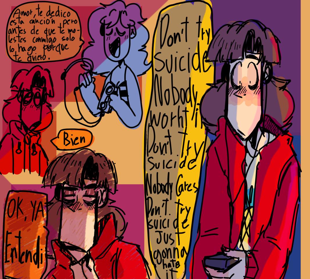 IDIOTA  [Stupid Comic]
