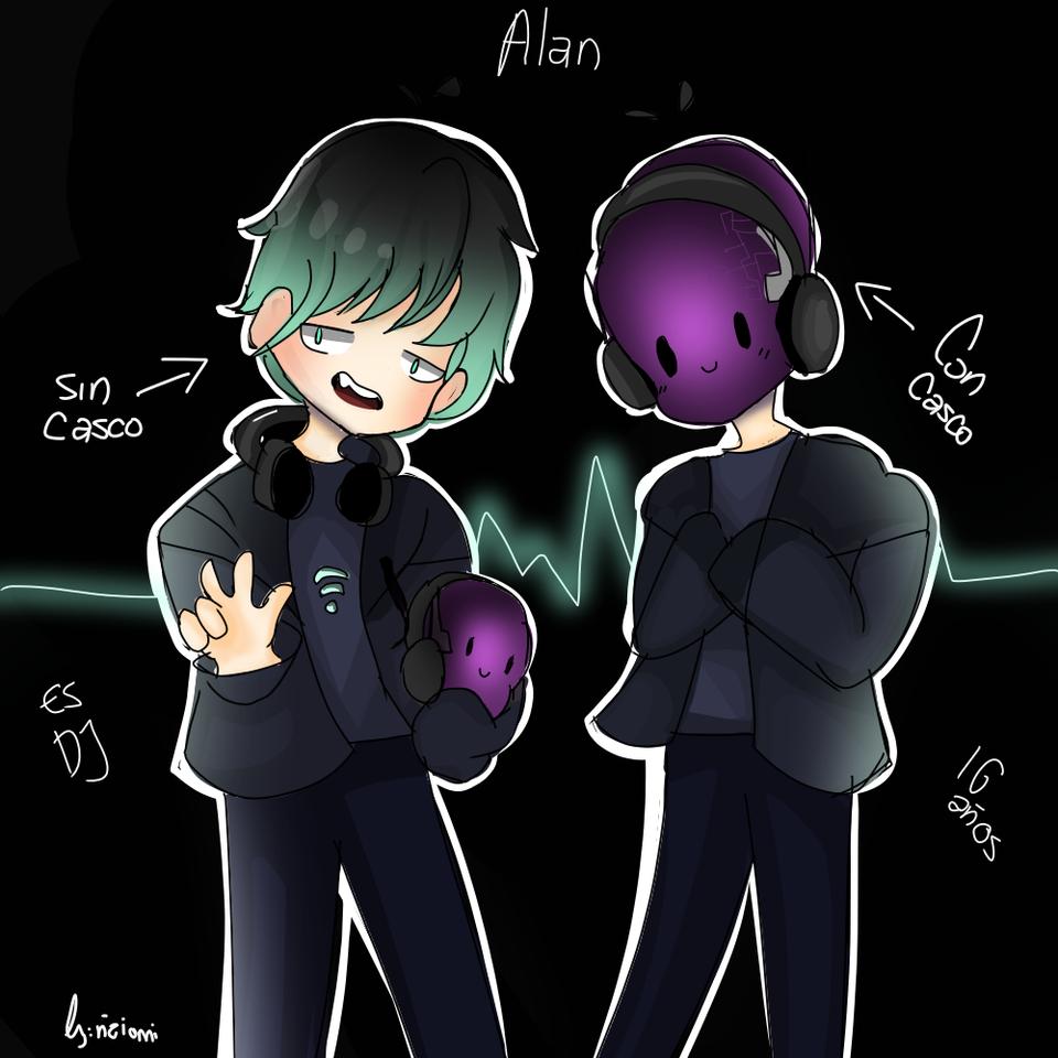 nuevo personaje (ALAN)