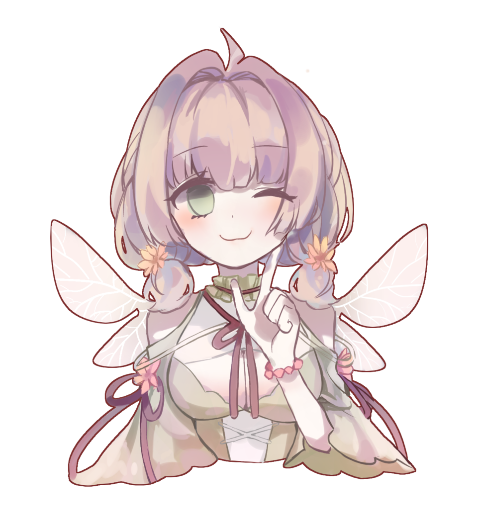 笔刷练习(º﹃º) Illust of mieolala medibangpaint fairy