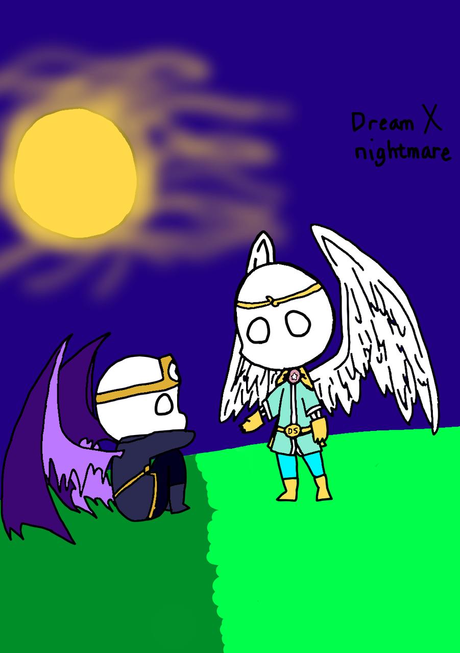 Underverse(dream x nightmare