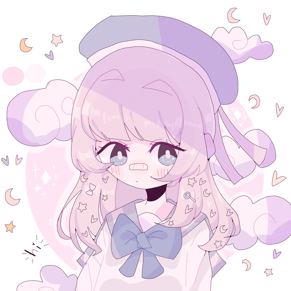 sry for not posting  Illust of pErSon medibangpaint