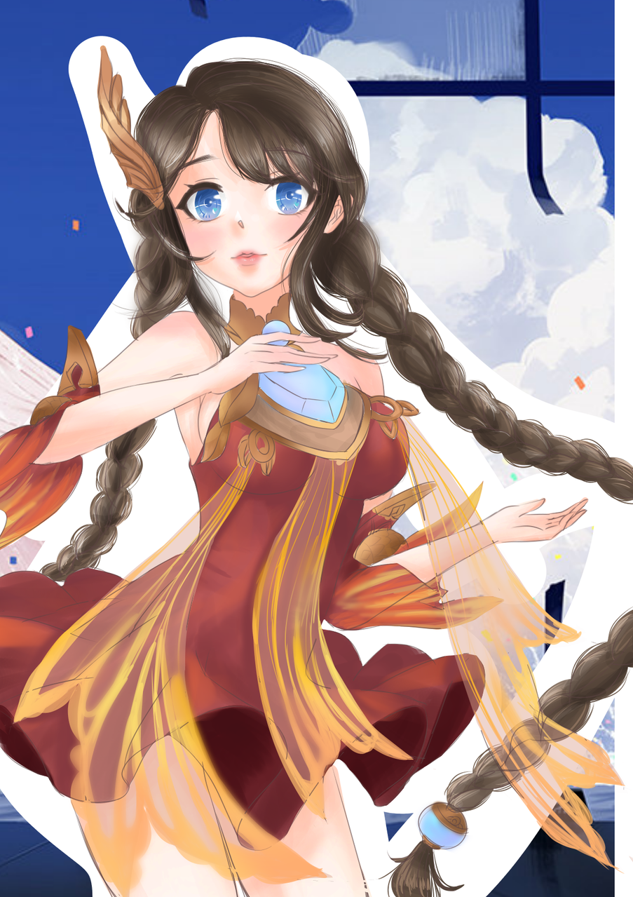 Illust of R.任平生 medibangpaint