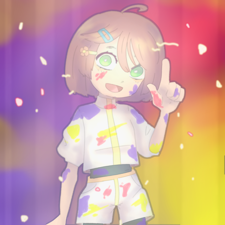 ✨freeprofilepic draw✨ Illust of ✨Nuwoteru✨ freeprofilepic girl medibangpaint