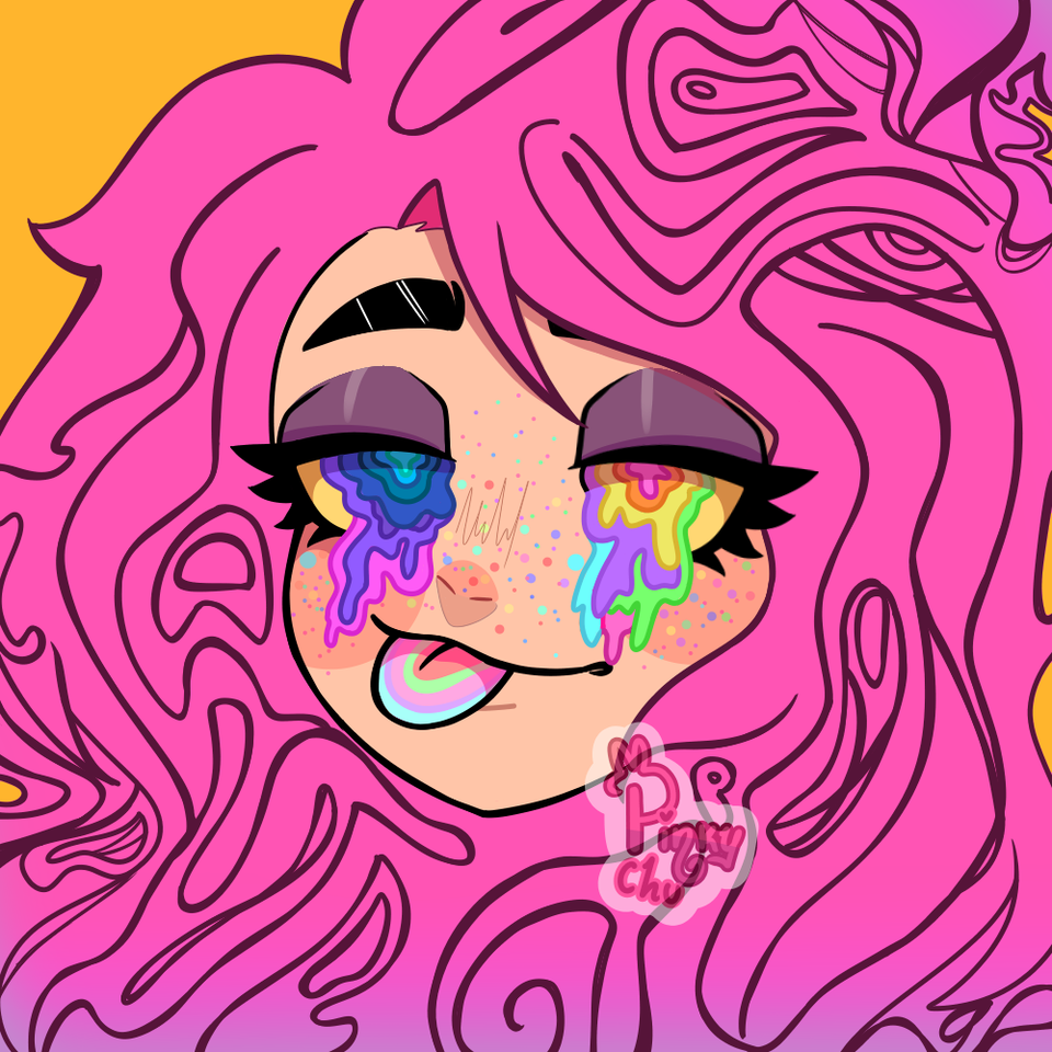 Candies~∘˚˳° Illust of Pinky-Chu medibangpaint