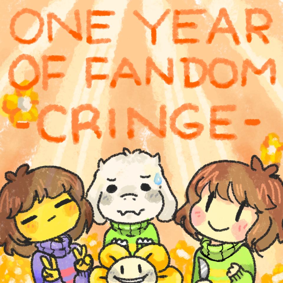 Happy (late) birthday, Undertale - CreepyGameArtist | Illustrations