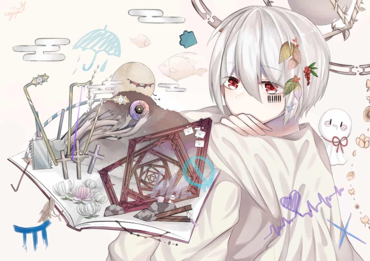 まふまふさん Illust of 793 まふまふさん singer mafumafu