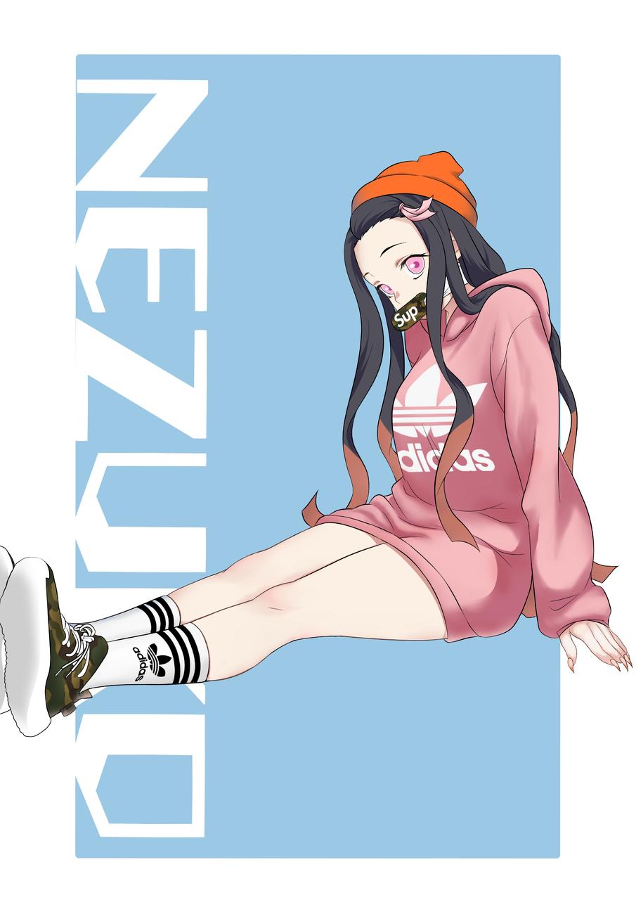『禰豆子ぉ!!』 Illust of pokkun KimetsunoYaiba KamadoNezuko