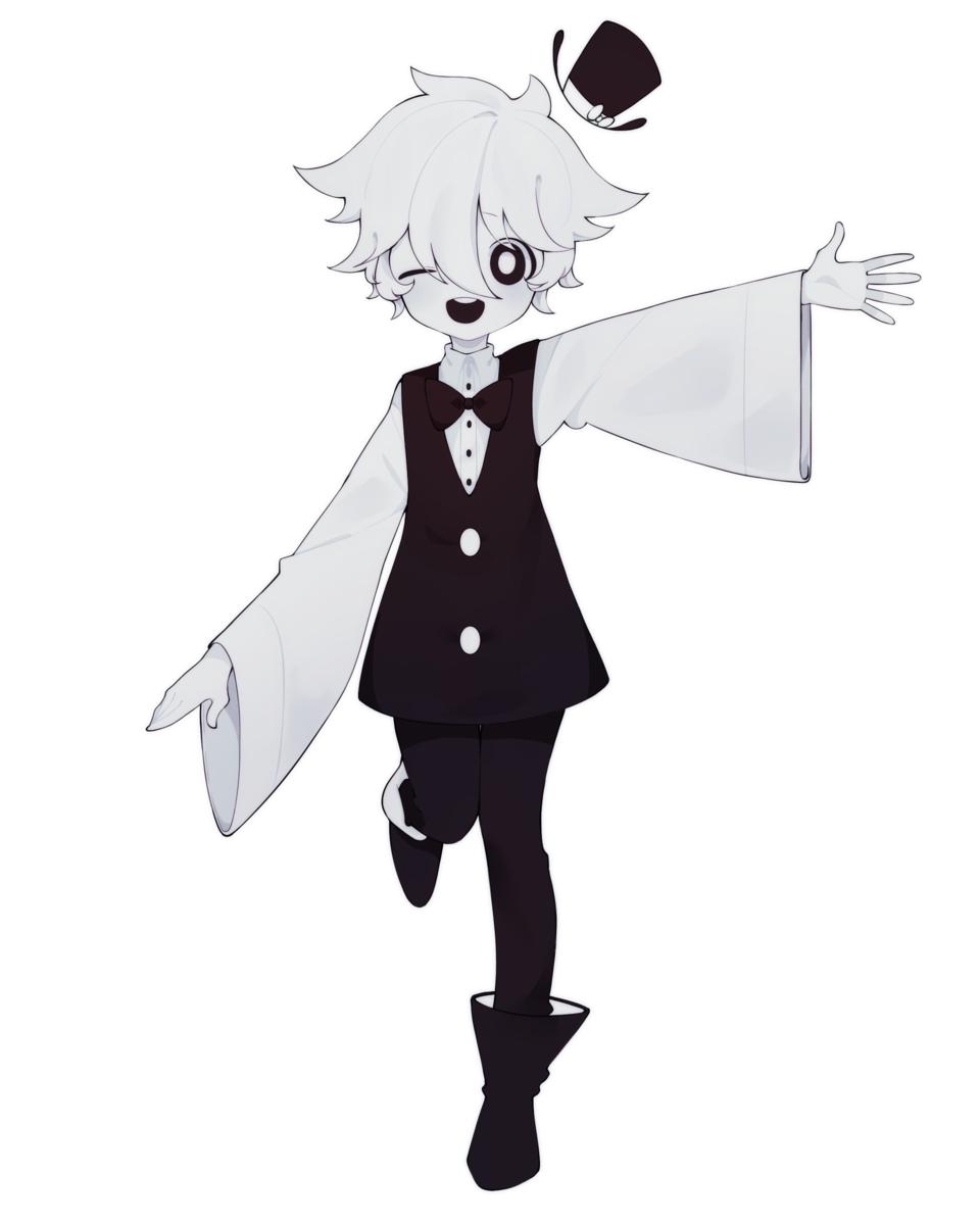 전신 Illust of Ellie🎗 oc