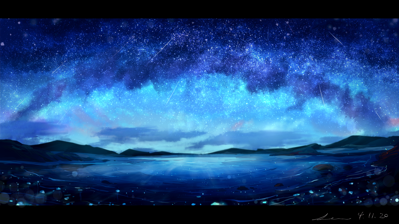 Ocean of Memory Illust of 星灯れぬ