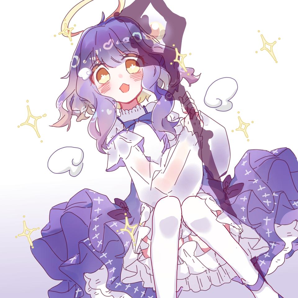 天使小姑娘