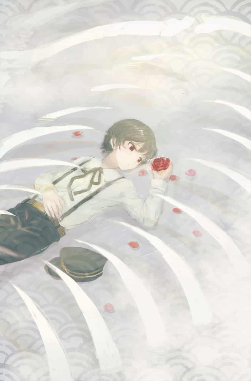白昼夢 Illust of もふ oc original boy