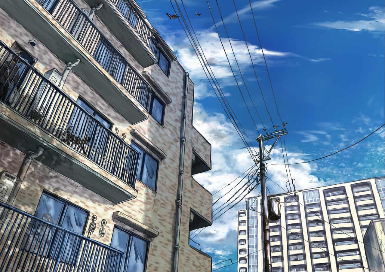空 Illust of 2147 Post_Multiple_Images_Contest sky background
