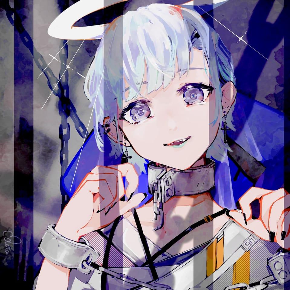 cage Illust of ɱacra angel
