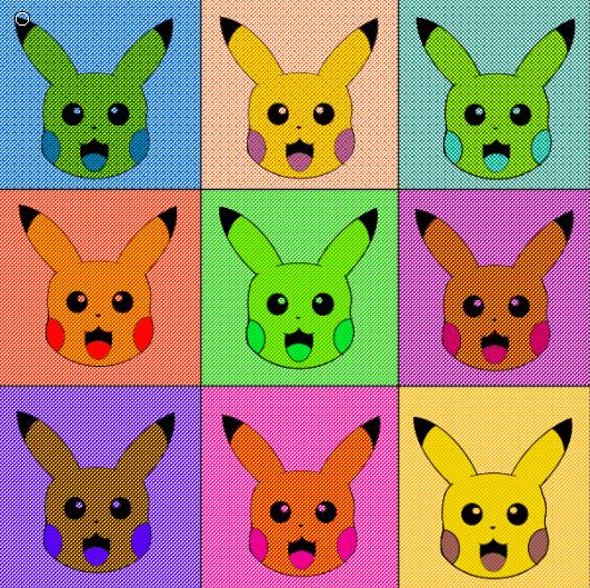 For KittyFlower Illust of CaptainGusto Pikachu funny pokemon