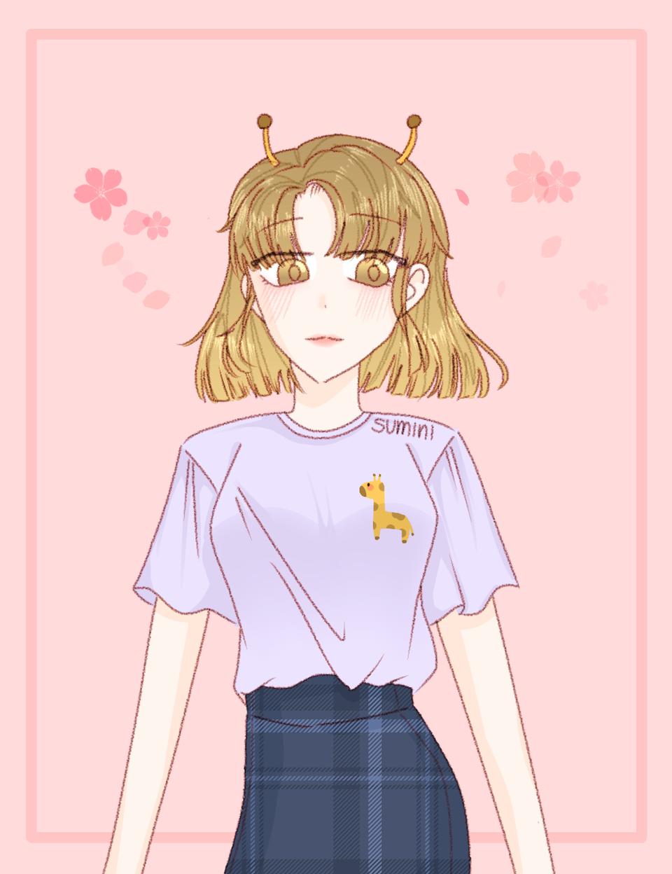 엄지언니 - 기채린 앤캐신청♡♡♡
