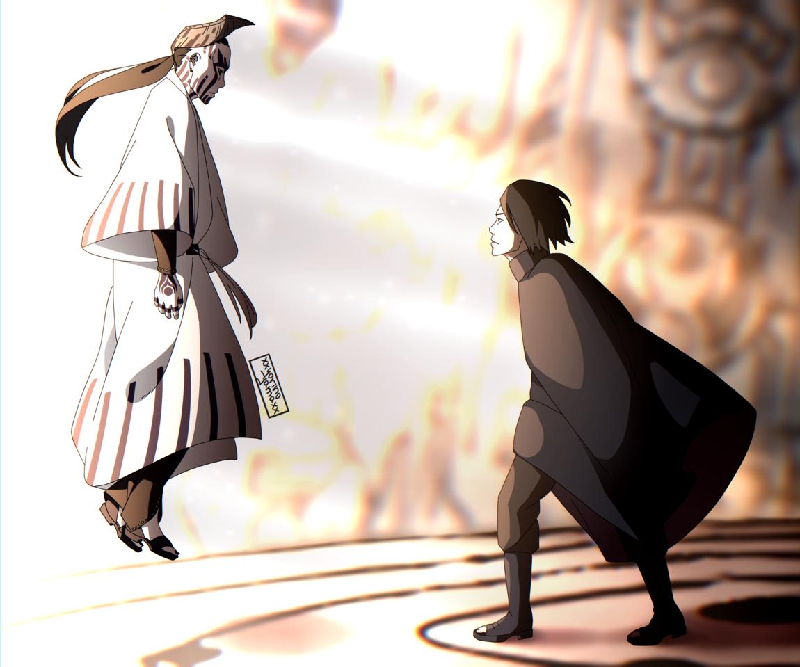 Jigen and Sasuke !