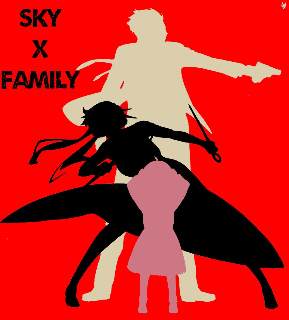 Sky x Family