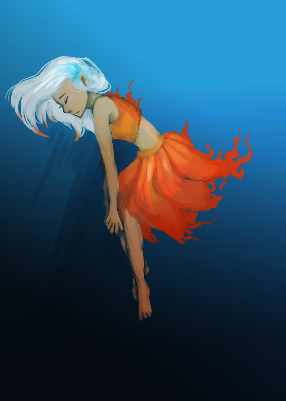 Fire lilly
