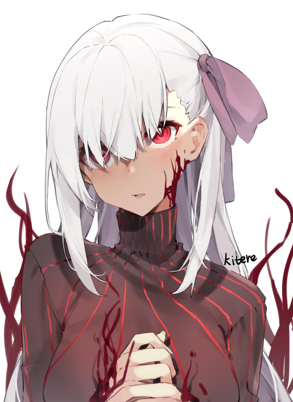 黑櫻 Illust of kitere medibangpaint Fate girl 間桐桜 间桐樱