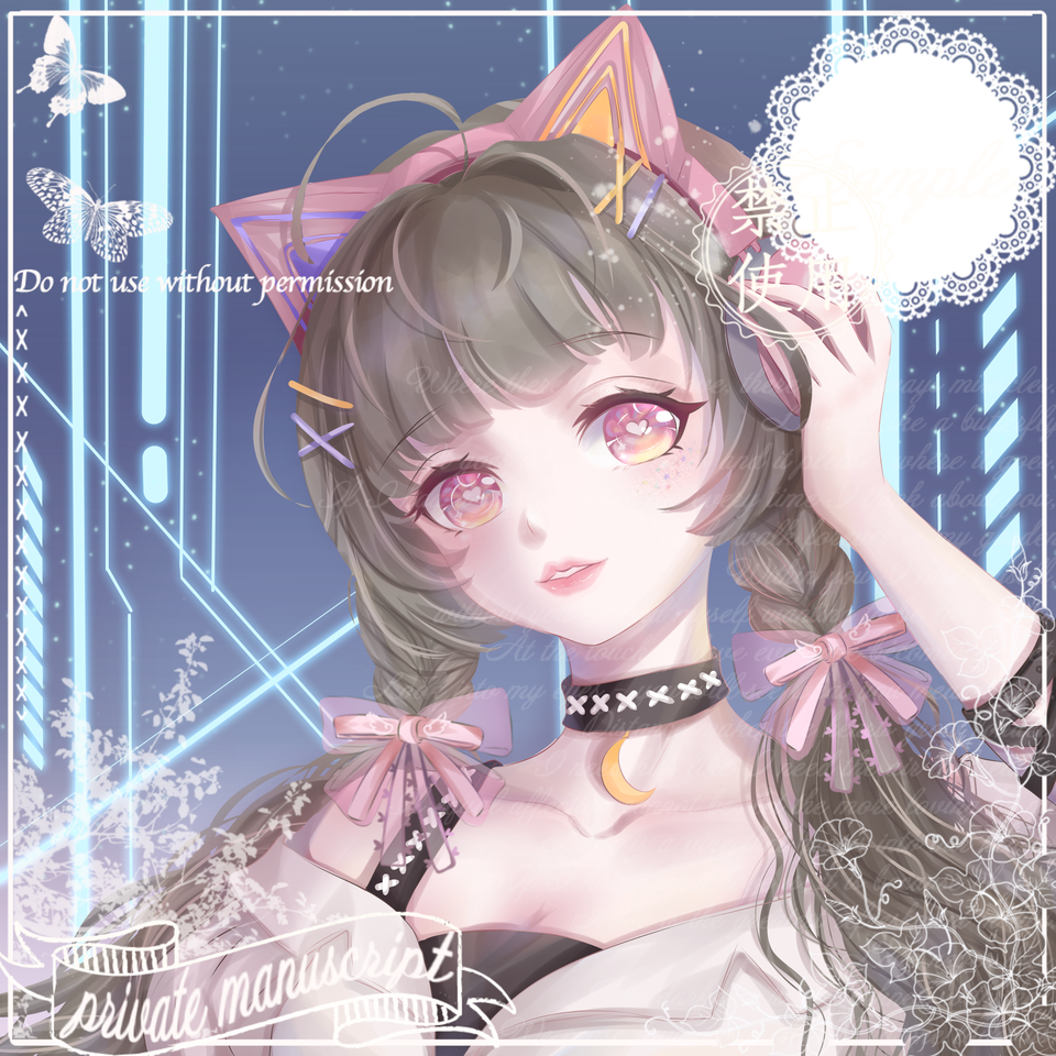 Illust of R.任平生 medibangpaint girl