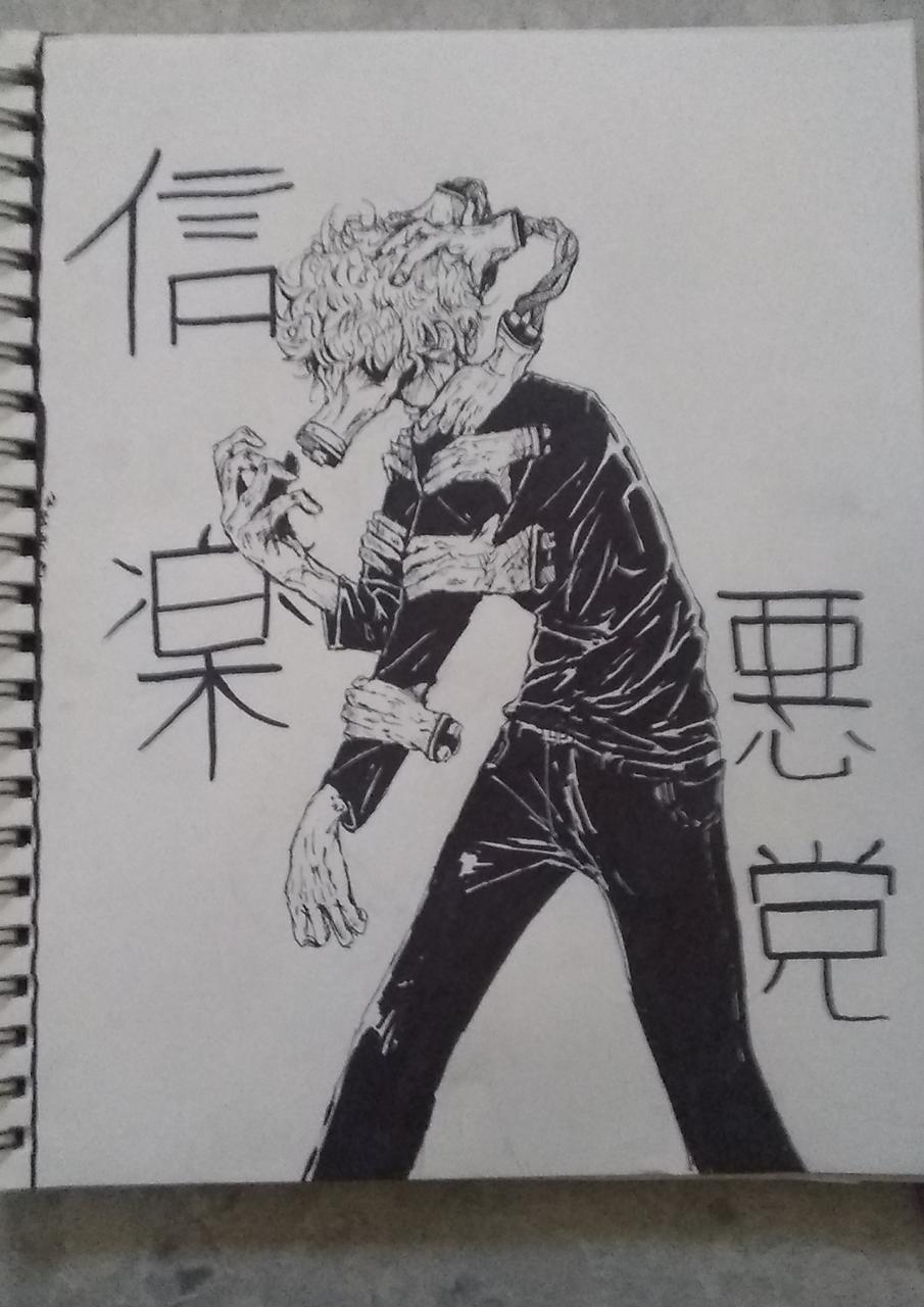 SHIGGYYY Illust of PogoRabbit ||baku mode|| medibangpaint Oof Shiggy shigaraki MyHeroAcademia Crusty