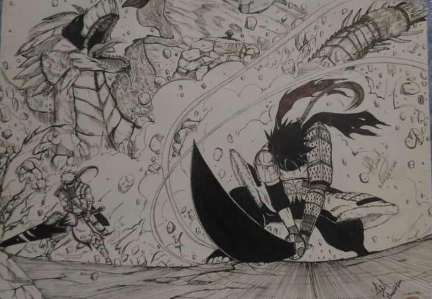 Dragon Hunter!