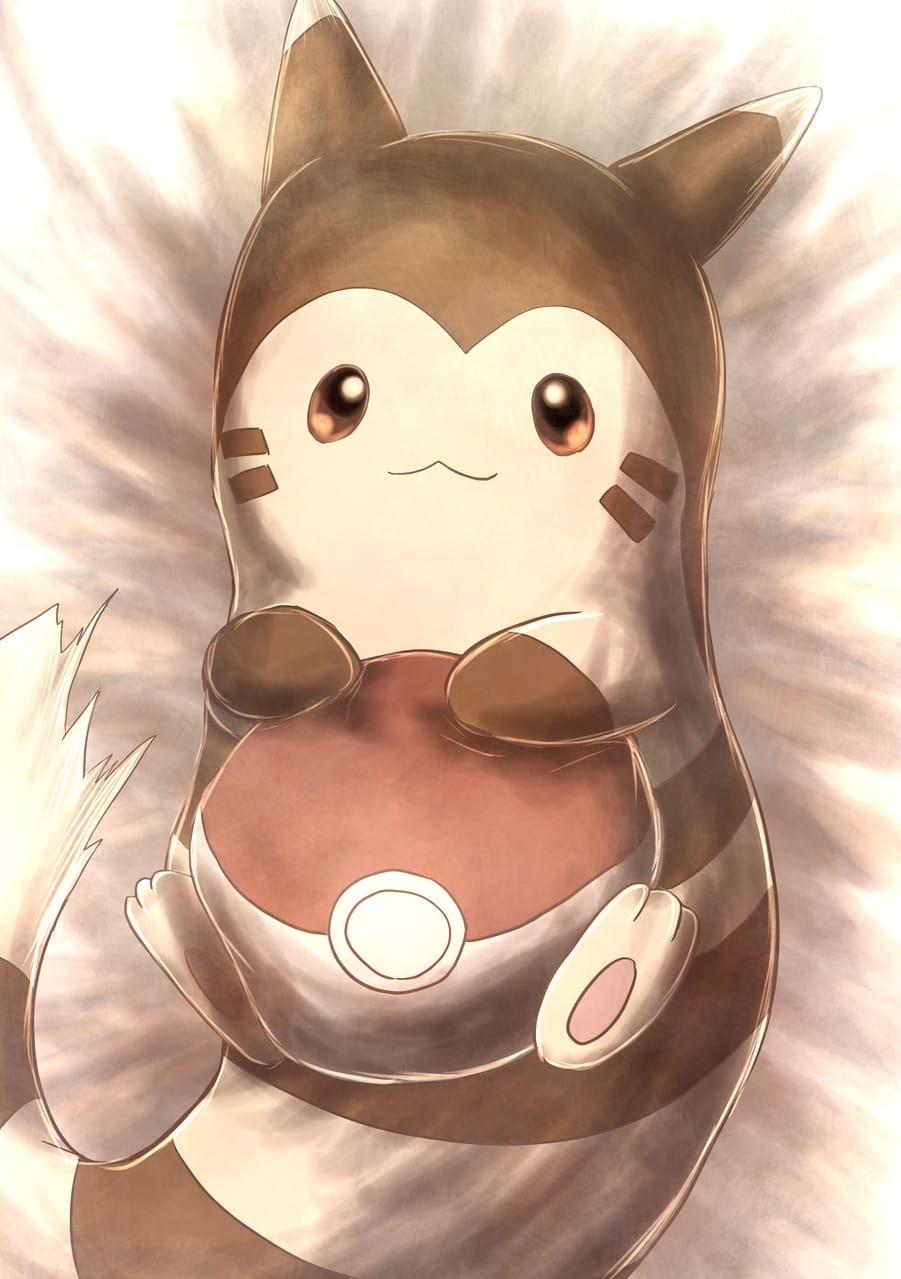 オオタチ Illust of 88里 pokemon オオタチ