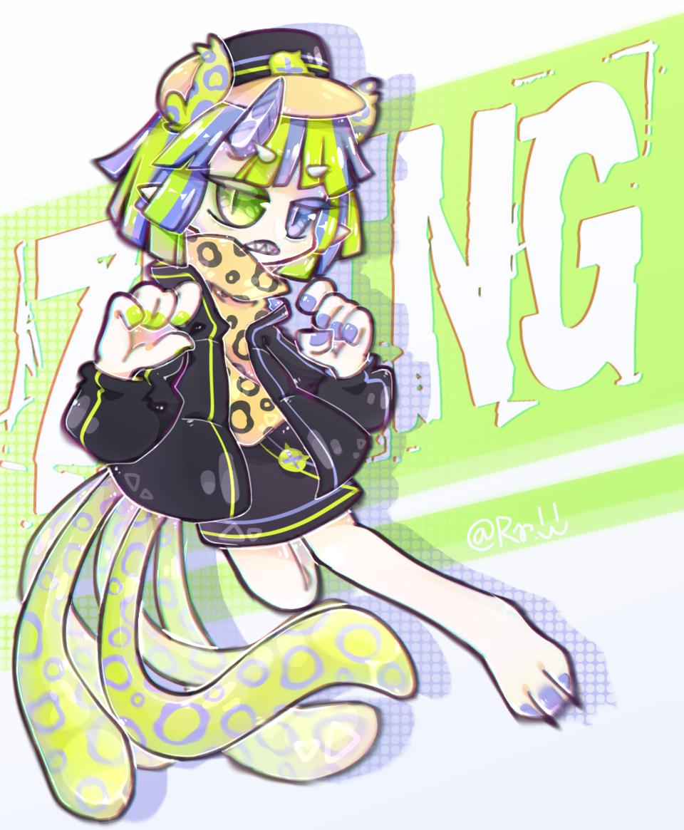 ★阿猙 Zheng★ Illust of Rr.=3 Rr'sOc