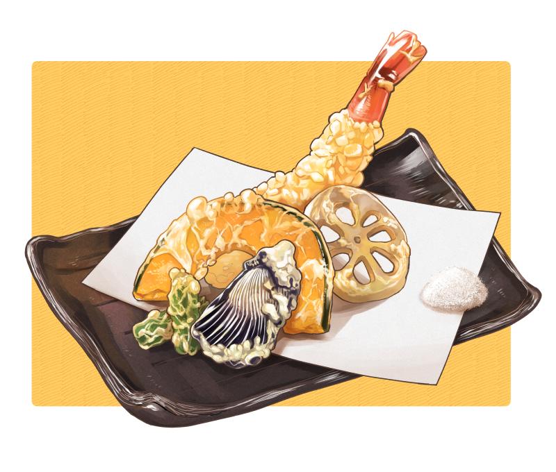 「食べ物/料理」「天ぷら」 Illust of ナガラ brag.your.country 天ぷら food