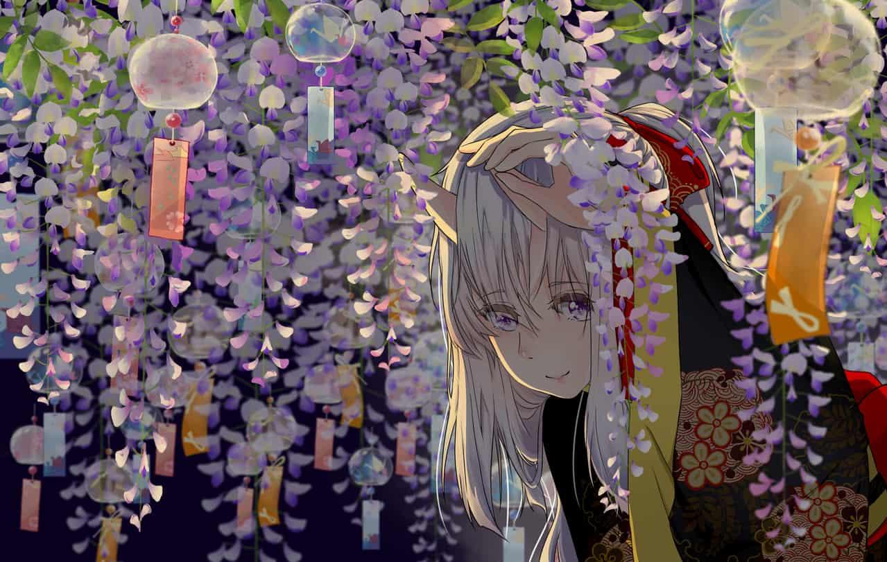 和服 Illust of 雅若 Kyoto_Award2020_illustration