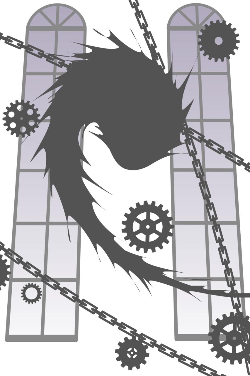 Leopard Illust of Bee 48 digital original gears grayhair boy manga Shadow oc