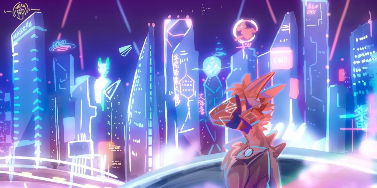 Illust of 肯尼吉 November2020_Contest:Cyberpunk