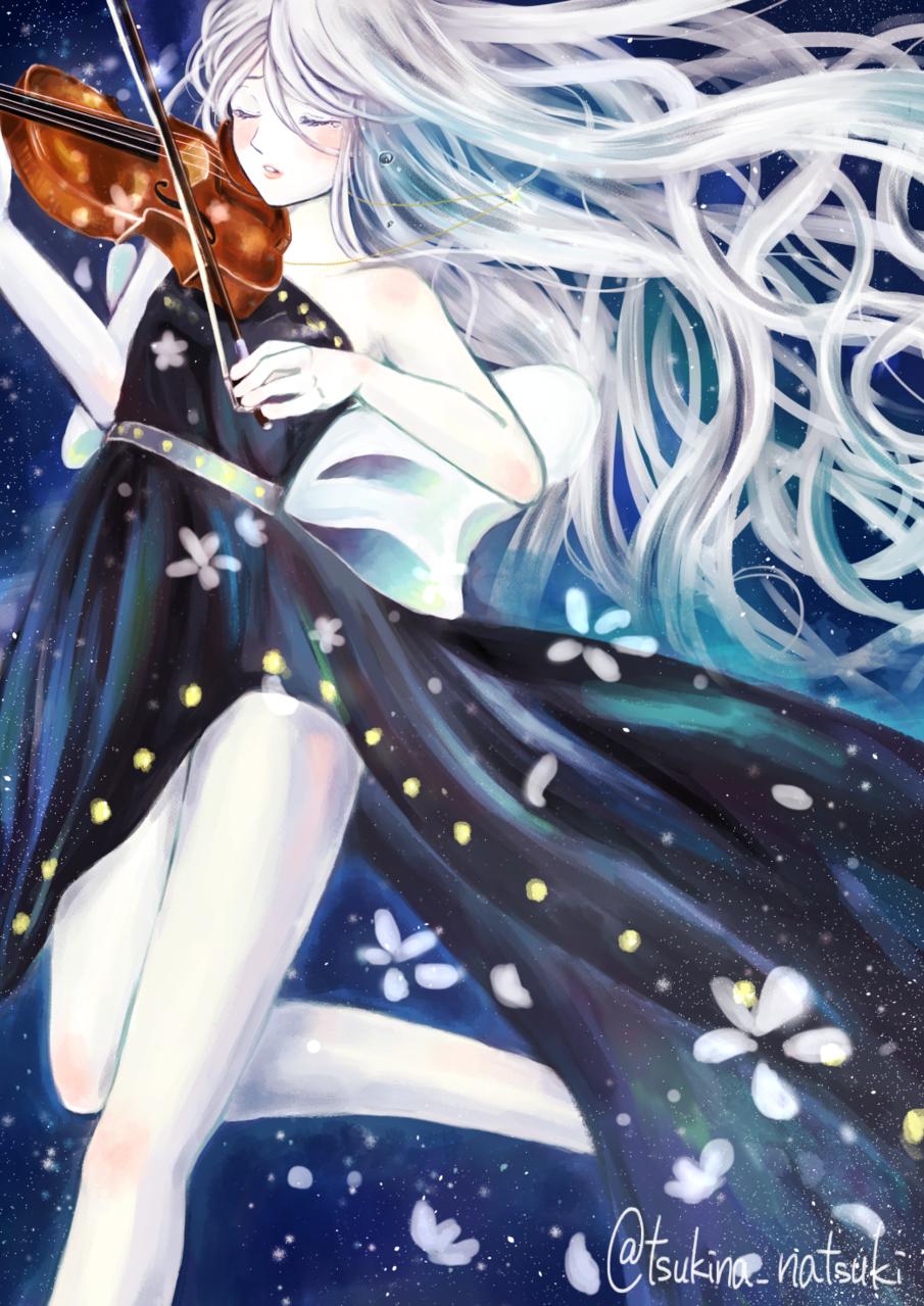 星屑のヴァイオリン