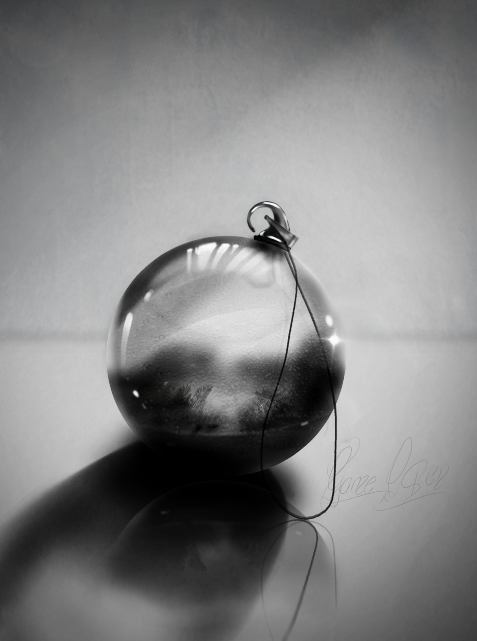 A basic drawing just to keep some activity  Illust of Loonr   Game_Open medibangpaint Glass Semirrealism Object