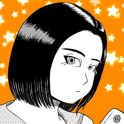 Saiki Yoshie (1) Illust of 久良土 せらけ Clado Selache 遊星の女丈夫