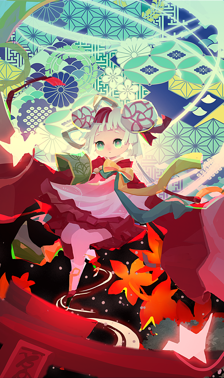 秋日祭典 Illust of PU Sep.2019Contest girl