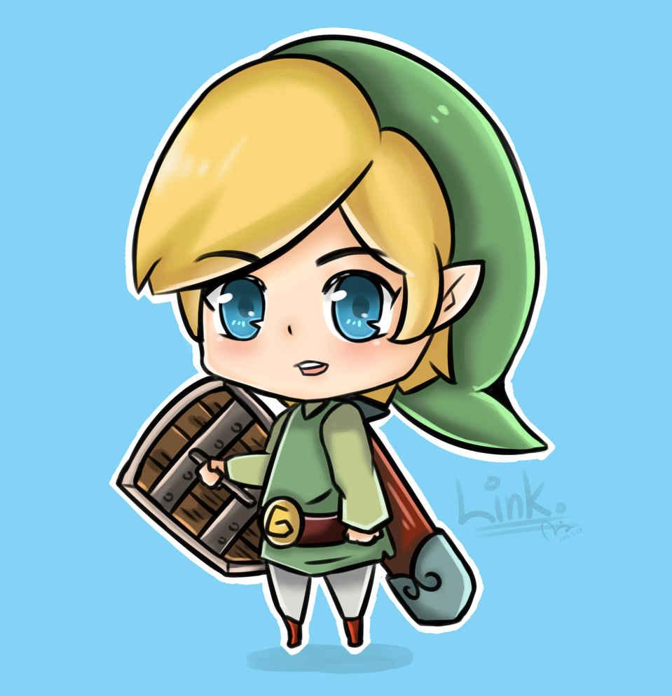 ゼルダの伝説 - リンク Illust of 米奇Mickey Zelda Link TheLegendofZelda theleagueofzelda