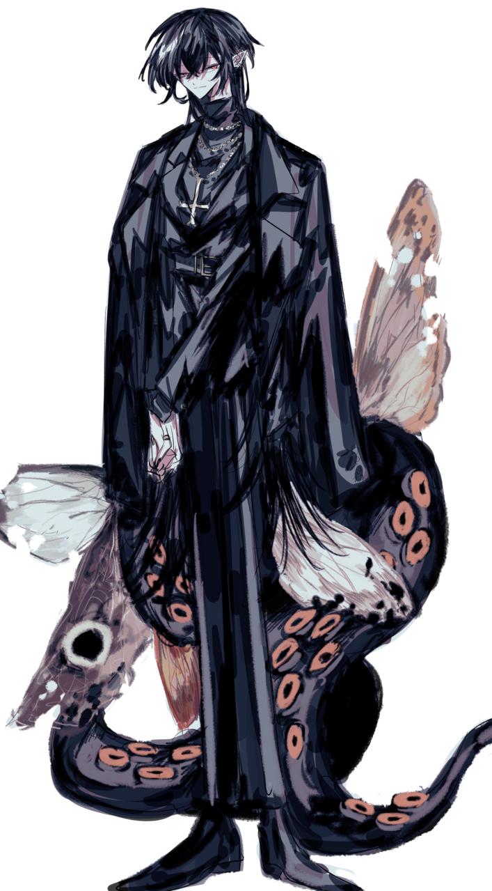 Illust of inue original oc